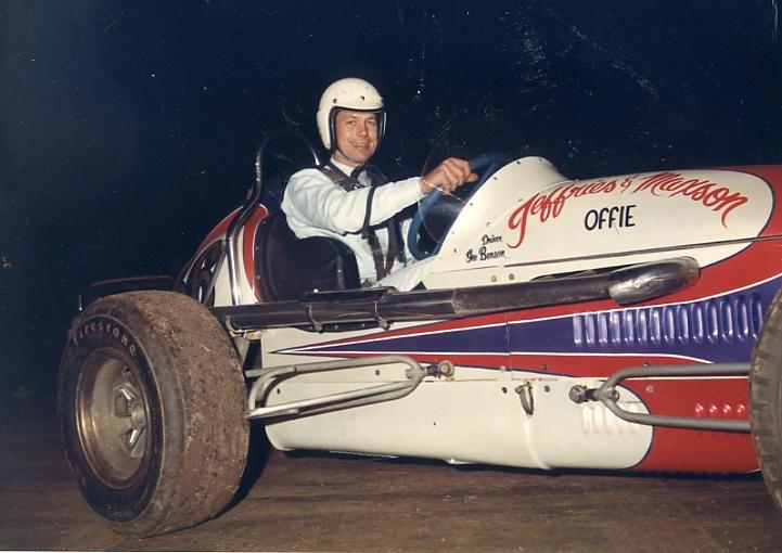 23 1966 G. Benson  Jeffries Maxson Offy Sprinter Ascot Park