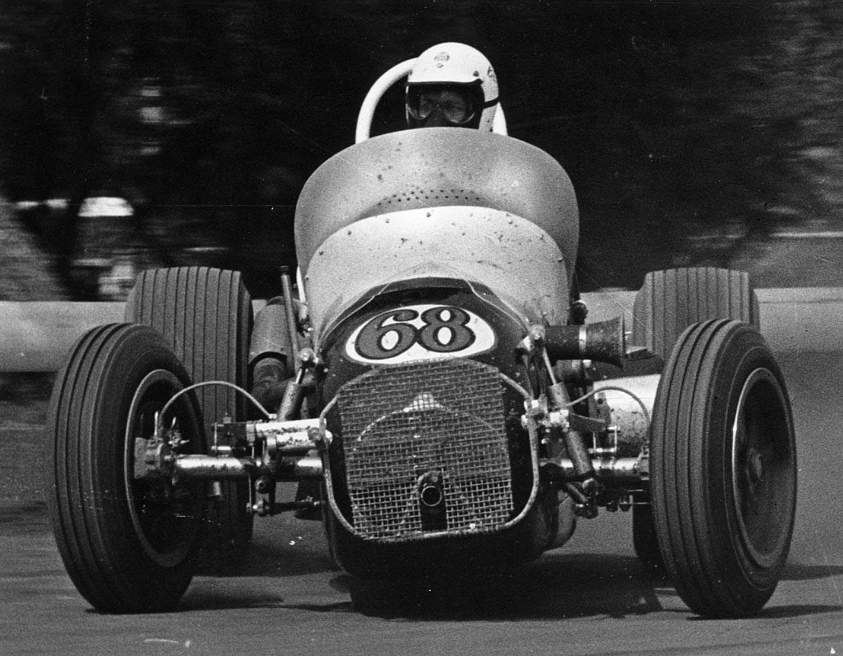 30 1968 #68 G.Benson Maxson Offy Sacramento 100.