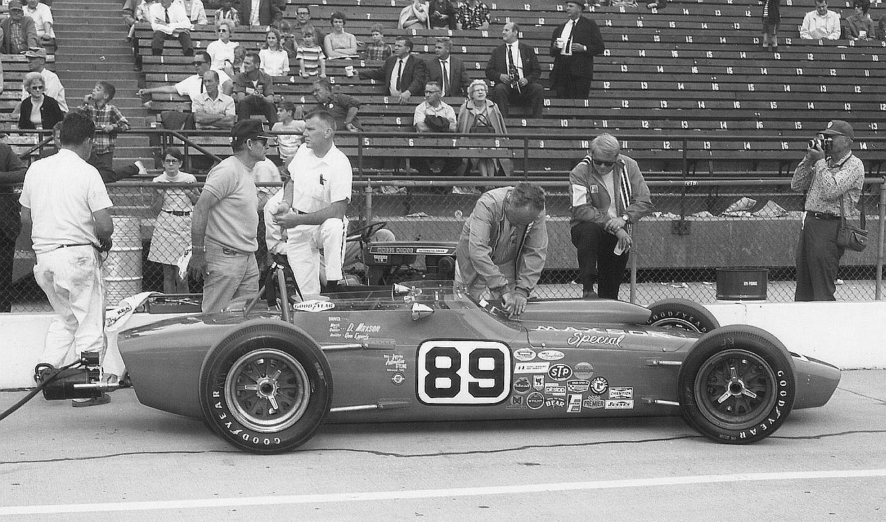33 1969 #89 Maxson Offy Spl. Indy