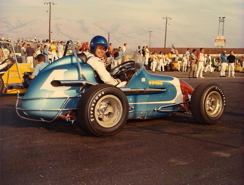 35 1970 #4 B.Foland J.London GMB Offy San Jose Speedway