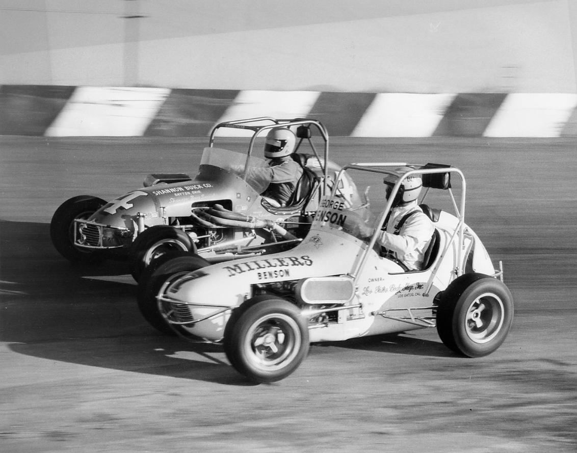 41 1974 #4 T. Bigelow #7 G. Benson Bakersfield