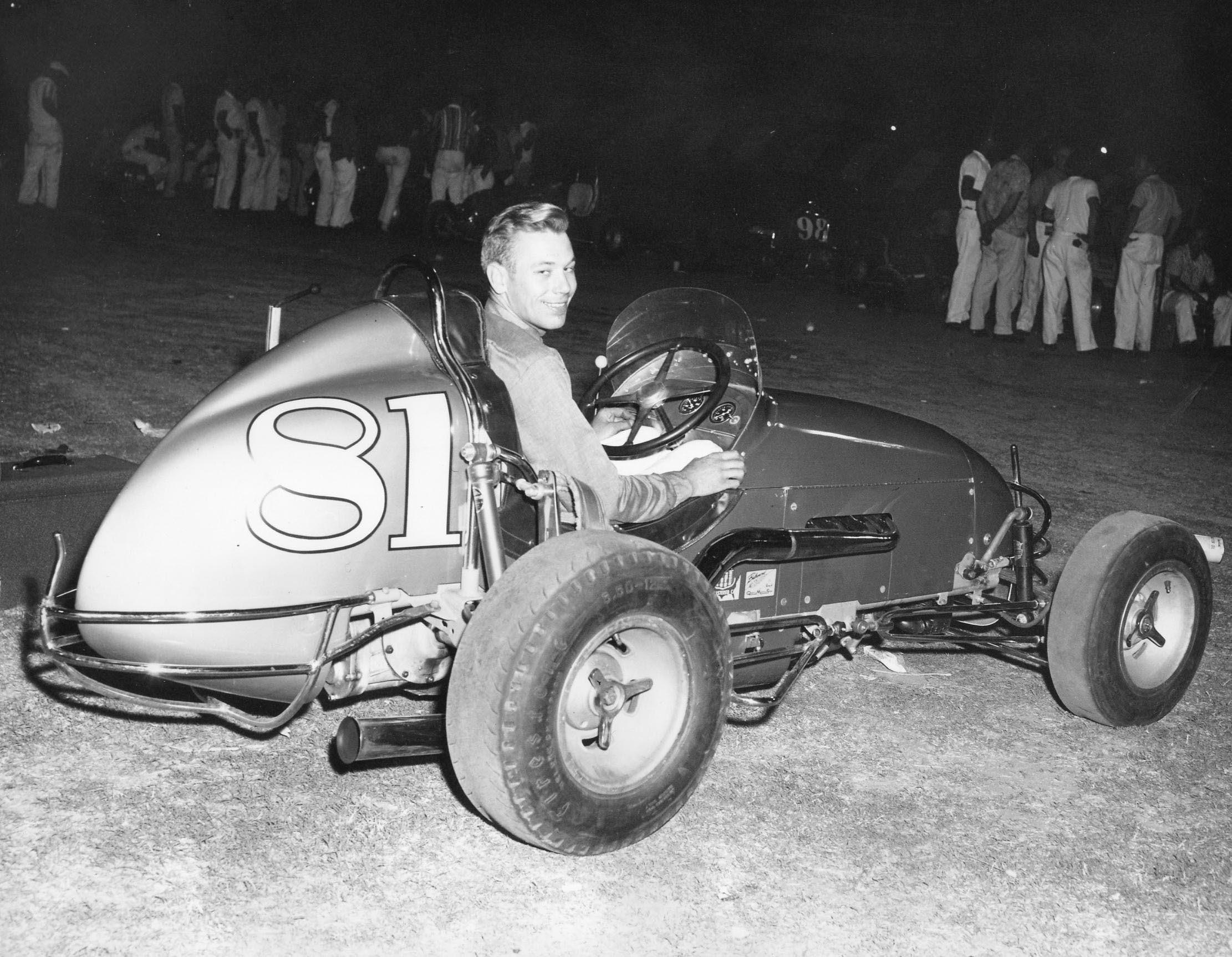 7 1960 #81-G. Benson / Kearny Bowl, Fresno